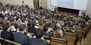 Leipzig Leadership Lecture mit Altbundeskanzler...