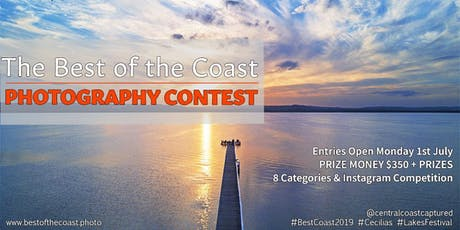 Best of the Coast - Central Coast Photography Compettion tickets