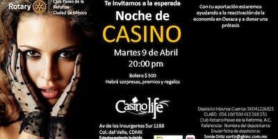 Noche de Casino con Causa