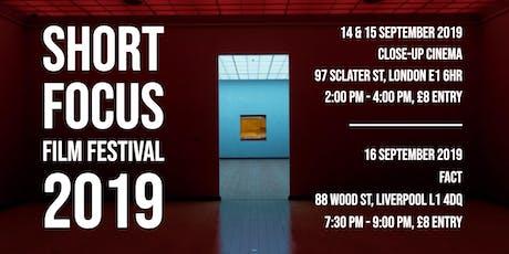 Short Focus Film Festival 2019 tickets
