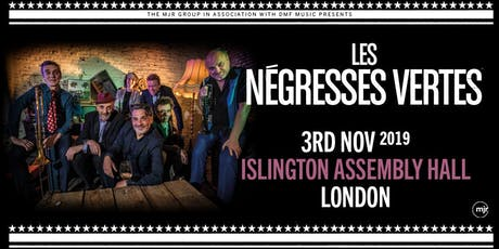 Les Negresses Vertes (Islington Assembly Hall, London) tickets