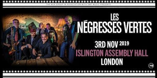 Les Negresses Vertes (Islington Assembly Hall, London)