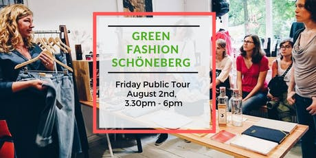 Green Fashion Tour Schöneberg Tickets