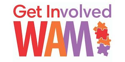 WAM Get Involved Training: Pilot Session - Dementia Awareness Train the Trainer Module