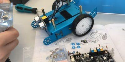 Family-Workshop: Robotics mit mBot | 02.06.2019