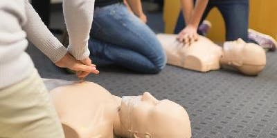 Free GP Practice Basic Life Support Training Inc. AED and Paediatrics