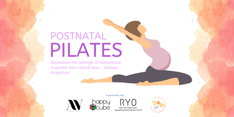 Postnatal Pilates (Introductory Class) tickets