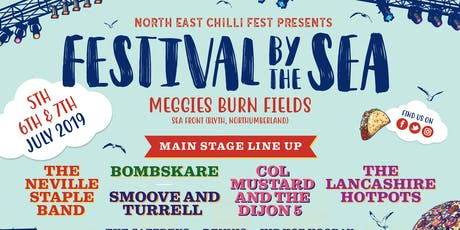 North East Chilli fest Presents Festival by the Sea tickets