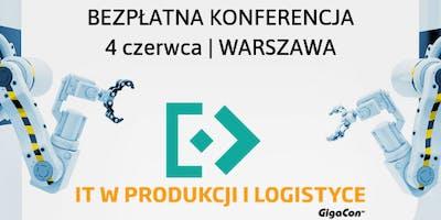 Bezpłatna konferencja IT w Produkcji i Logistyce