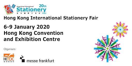 Hong Kong International Stationery Fair 2020