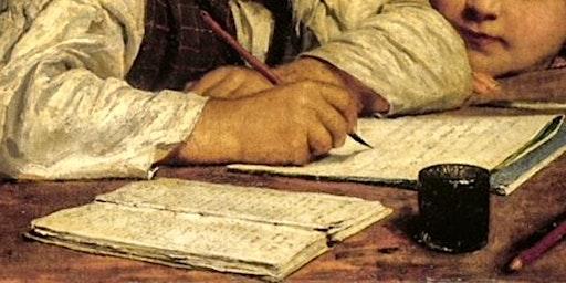 Literary Juvenilia, material imagination, and 'things'