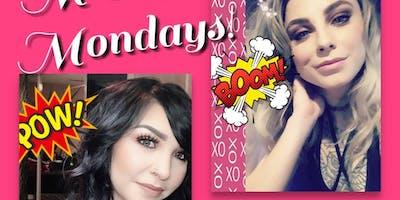 """M & M"" - Mondays / FREE Pool!"