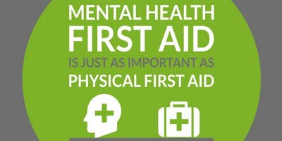 ***** Mental Health First Aid Two Day Course