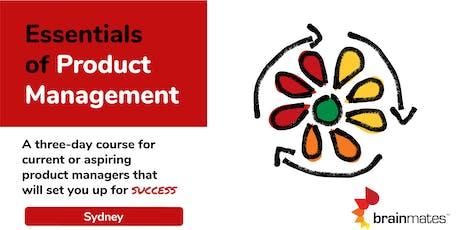 Brainmates Essentials of Product Management - Sydney tickets