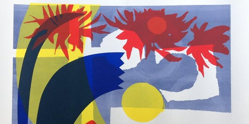 Screen Printing on SUNDAY 30th June with Emily Gillmor and Chris Mercier