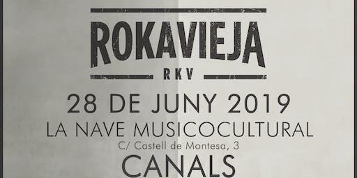 INSOMA + Rokavieja + Saudade Sauce - 28 de Junio - Canals