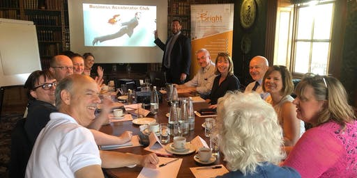 FREE month's trial at Bright Business Club - Bedford