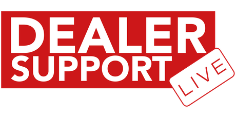 Dealer Support Live 2019 tickets
