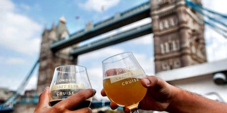 London Craft Beer Cruise tickets