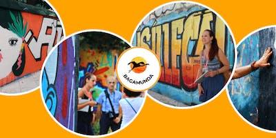 Street Art TOUR Cagliari - 11 e 25 Aprile