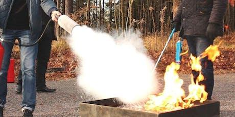 Corso di aggiornamento addetto prevenzione incendio rischio basso biglietti