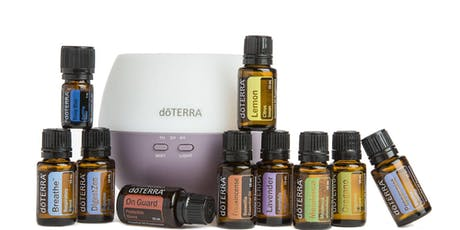Essential Oils Workshop - Taking Control of your Health Naturally ! tickets