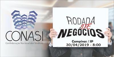 Campinas - Rodada de Negócios com Café da Manhã - CONASI