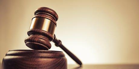 Mock Employment Tribunal tickets