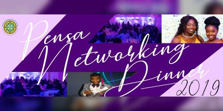 PENSA NETWORKING DINNER 2019 tickets
