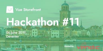 Vue Storefront Hackathon #11 @ Netherlands