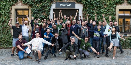Techstars Startup Weekend Olomouc #2 tickets