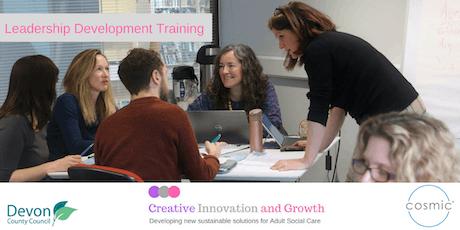 Leadership Workshop 3: Organisational Culture tickets