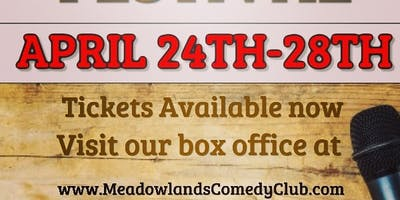 Opening night of the 5th Annual Meadowlands Comedy