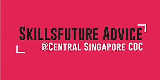SkillsFuture Advice @ Central Singapore (English Sessions)