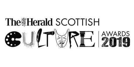 The Herald Scottish Culture Awards 2019  tickets