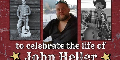 Benefit to celebrate the life of John Heller