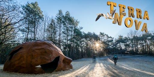 Overleef in het bos van de Slapende Reus