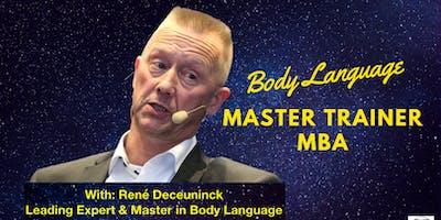 Body Language Master Trainer