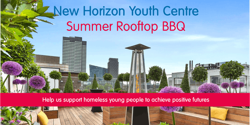 New Horizon Youth Centre Summer Rooftop BBQ