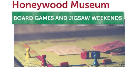 Board Games & Jigsaw Weekends tickets