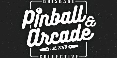 Brisbane Pinball Masters tickets
