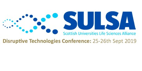 SULSA's Disruptive Technologies Conference tickets