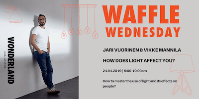Waffle Wednesday: How does light affect you?