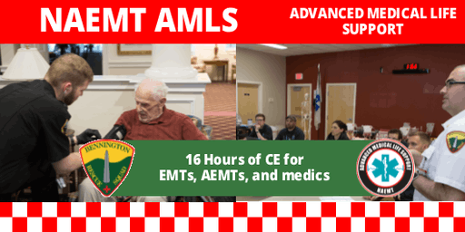 Advanced Medical Life Support (AMLS) Hybrid