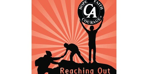 Reaching Out - CA Ireland Convention 2019