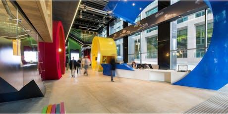 The Elliot Foundation Google Community @ Google HQ tickets