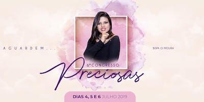 6º Congresso de Mulheres Preciosas