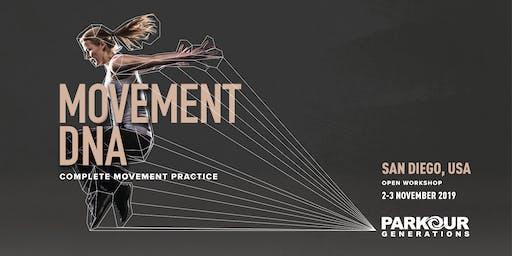 Movement DNA - San Diego