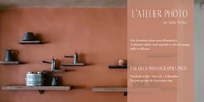 Les journées Préface - Atelier Photo - Clap 2