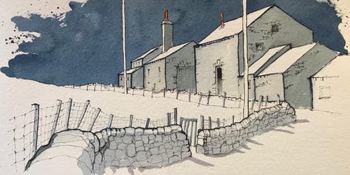 Line and Wash Workshop with John Harrison